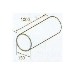 ELICA 1053 W, plastove rozvody 150mm