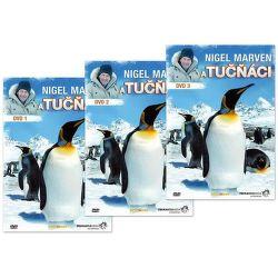 DVD F - Nigel Marven a tučnáci
