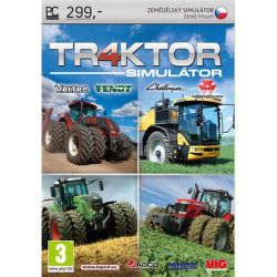 PC - TRAKTOR 4 SIMULATOR