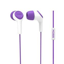 KOSS KEB15i (fialové) - slúchadlá do uší