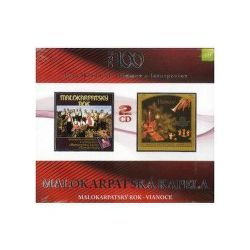 CD H - MALOKARPATSKY ROK / VIANOCE