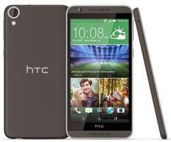 HTC Desire 820 Matt Grey/Light Grey Trim
