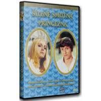 DVD F - Šíleně smutná princezna