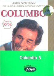 DVD F - Columbo Pack 5 DVD 29-35
