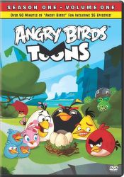 DVD F - Angry Birds Volume 1 (26 epizod)