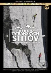 DVD F - FILM [BARABAS, P.] - PRIBEHY 3-4 TATRANSKYCH STITOV