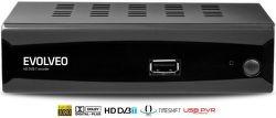 EVOLVEO Alpha HD (DT-3050HD) - multimediálny HD DVB-T rekordér