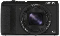 Sony CyberShot DSC-HX60 čierny
