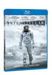 Interstellar (Christopher Nolan:  Matthew McConaughey, Matt Damon, Mackenzie Foy) - 2 BD