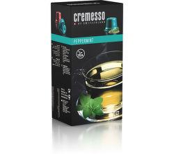 Cremesso mätový kapsulový čaj (16ks)