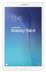 "Samsung Galaxy Tab E 9.6 ""SM-T560NZWAXSK, Wi-Fi, 8 GB (biely)"