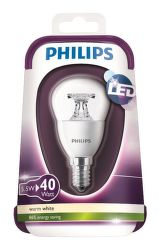 PHILIPS LED 40W E14 WW 230V P45 CL ND/4