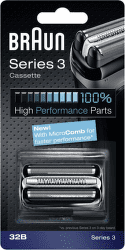 Braun CombiPack Series 3 - 32B holiaca fólia a holiaci blok pre Series 3