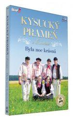 DVD H - KYSUCKY PRAMEN - BYLA NOC KRASNA DVD+CD