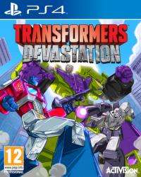 Transformers Devastation - hra pre PS4