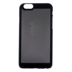Winner puzdro Perforated pre iPhone 6/6s (čierne)