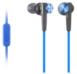 Sony MDR-XB50APL (čierno-modrá)