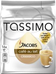 Tassimo Jacobs Kronung Café au Lait 16ks