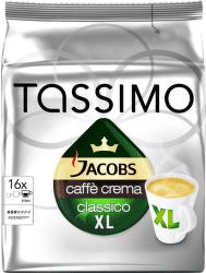 Tassimo Jacobs Kronung Café Crema XL 16ks