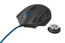 TRUST 20411 GXT 155 Gaming Mouse - black