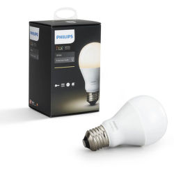 PHILIPS HUE Single bulb E27 White A60