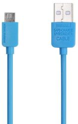 Remax AA-1108 - Micro USB kábel (modrý)