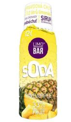Limo Bar ananásový sirup (500 ml)