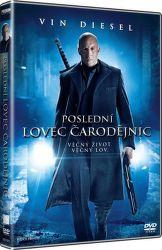 Posledný lovec čarodejníc - DVD film