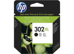 HP F6U68AE No.302XL black - atrament