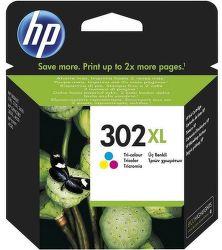 HP F6U67AE No.302XL color - atrament