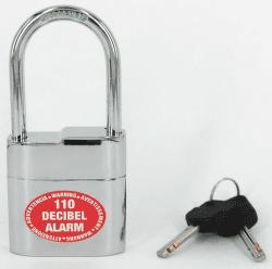 Lock Alarm - Visiaci zámok s alarmom