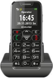 Evolveo EasyPhone čierny