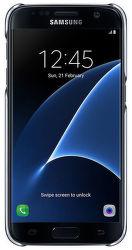 Samsung Clear EF-QG930CB SG S7 (čierne)