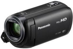 Panasonic HC-V380EP (čierna)