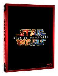 Star Wars: Sila sa prebúdza - Limit. edice Darkside - Blu-ray film