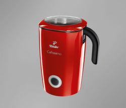 Tchibo Cafissimo červený indukčný napeňovač mlieka