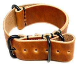 Garmin kožený pásek pre fénix 3/tactix Bravo