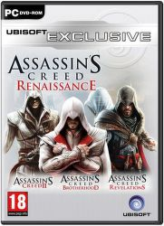 Assassin´s Creed Renaissance (AC2+ACB+ACR) - hra na PC