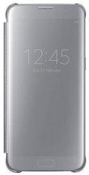 Samsung Clear View EF-ZG935CS SG S7e (strieborný)
