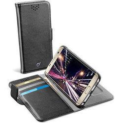 CellularLine Agenda puzdro pre Samsung Galaxy S7 Edge (čierne)