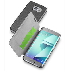 CellularLine Essential puzdro pre Samsung Galaxy S7 Edge (čierne)