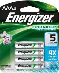 Energizer Rech Power Plus AAA 700 FSB4