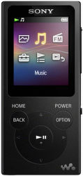 Sony NW-E393B 4GB (čierny)