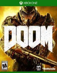 DOOM - hra na Xbox ONE