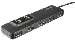 Trust Oila 7 Port USB 2.0 Hub (20576)