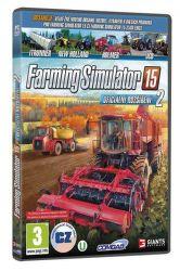Farming Simulator 15, oficiálne rozšírenie 2 - hra na PC
