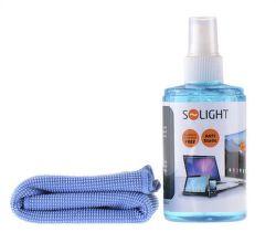Solight 1A16 - gélová čistiaca sada, 200ml