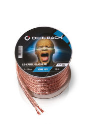 Oehlbach 106 - Reproduktový kábel 2x2,5mm², 20m