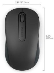 Microsoft Wireless Mouse 900 (PW4-00004) (čierna)
