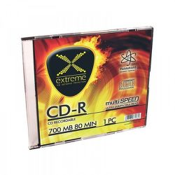 Esperanza CD-R Extreme - Slim case, 1 ks